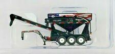 SpecCast 1:64th Scale J&M LC390 Black Seed Tender Cart Patriotic Farmer USA Flag