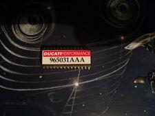 DUCATI 996 965031 AAA chip EPROM per 50mm FULL SISTEMA DI SCARICO, EXHAUST, iaw16m