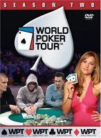 New: WORLD POKER TOUR - Season 2 (Shana Hiatt/Casino/Sports) DVD