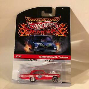 "Hot Wheels Dragon Strip Demons '65 Dodge Coronet A/FX - ""The Honker"" #16/25 S2"