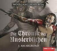 WOLFGANG HOHLBEIN - DIE CHRONIK DER UNSTERBLICHEN 4 CD AM ABGRUND NEU