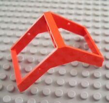LEGO Red 4x4x6 Outward Sloping Window