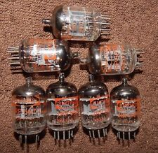 7 PIECES 2C51  JRP 5670 W RAYTHEON WINDMILL GETTER TUBES NOS COND EXCELLENT 396A