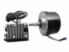 Black 17 Amp Alternator Generator Conversion Kit,for Harley Davidson motorcyc...
