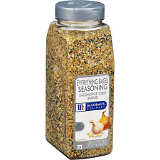 McCormick Culinary Everything Bagel Seasoning Spices, Poppy and Sesame, 21 Oz
