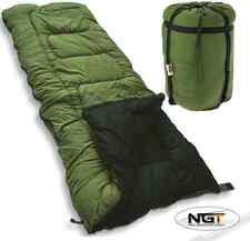 NGT 5 Season Warm Sleeping Bag For Carp Fishing Beds Camping High Tog Rating