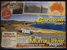 Caravan & Motorhome #158, Murray River, Wentworth to Lake Hume, DVD, k5