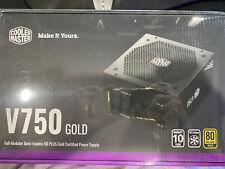 Cooler Master v750 GOLD Full-Modular Power Supply NEW IN BOX
