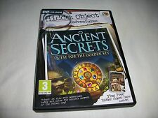 PC Game Ancient Secrets Quest for the golden Key and a free game Mysteryville