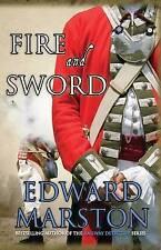 Fire and Sword (Captain Rawson 3), Edward Marston, New Book