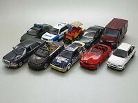 10 x Modellautos Konvolut 1:43 (DEFEKT) von Altaya/IXO/Kyosho/Minichamps/Bburago