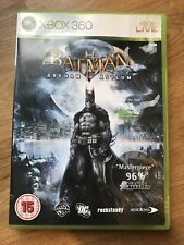 Batman: Arkham Asylum (Microsoft Xbox 360, 2009)