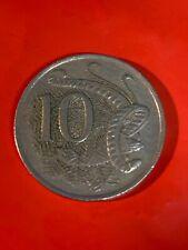 1974 Austrailia 10 Cents Coin