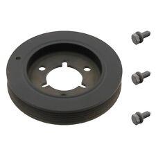Torsional Vibration Damper Crankshaft Pulley Kit (Peugeot)   Febi Bilstein 33797