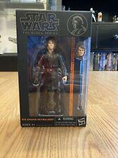 "Anakin Skywalker #12 STAR WARS 2013 ORANGE Black Series MIB 6"" Scale"