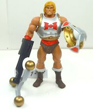 MOTUC, Flying Fists He-Man, figure, Masters of the Universe Classics, weapons