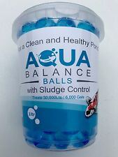 Aqua Balance Balls 1000mil Beneficial Bacteria for a Clean & Healthy Pond New