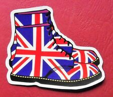 "Sticker Decal British Boots Oi "" Gloss-Optics Stickerbomb Laptop"