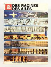 Des Racines et des Ailes Coffret 7 DVD Rio De Janeiro Rome Vienne Sicile Petra
