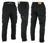 "MOTORBIKE DENIM JEANS CE ARMOUR PROTECTIVE LINING SAFETY PANT TROUSER 30"" TO 50"""