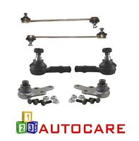 ASC Lower Ball Joint Anti Roll Bar Outer Track Rod End x2 For Vauxhall Combo