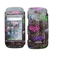 Hard Faceplate Cover Case for T-Mobile Samsung Sidekick 4G T839 SGH-T839 Phone
