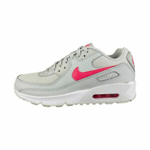 Nike Air Max 90 (GS) grau/pink Kinder Damen Sneaker CZ7086-001