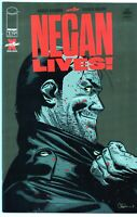 Negan Lives (Image 2020) Red wording first printing new unread