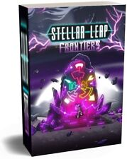 STELLAR LEAP FRONTIERS EXPANSION BOARD GAME BRAND NEW & SEALED