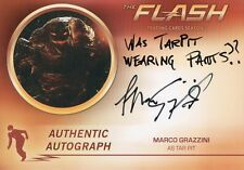 The Flash Season 2, Marco Grazzini 'Tar Pit' Autograph Card MG2