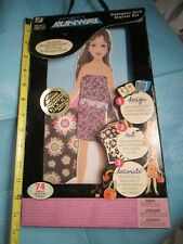 Project Runway Paper Doll Designer Starter Kit Collectible opened toy