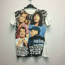 Cheap Trick Rock Band Men's T Shirt Music Vintage Album Tour Merch Sz L