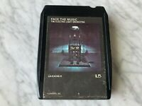 Electric Light Orchestra Face The Music 8-Track Tape United Artists Jeff Lynne