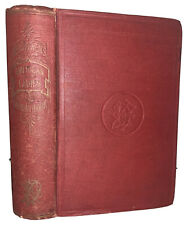 1866, MRS. CROWEN'S AMERICAN LADY'S COOKERY BOOK, 1200 RECEIPTS, COOKBOOK