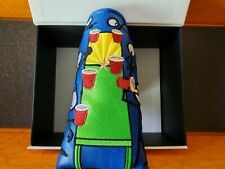 New Bettinardi Waste Management Party On Blade Style Putter Headcover 2021
