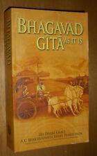 Bhagavad-Gita As It Is by A. C. Bhaktivedanta Prabhupada 2016