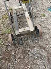 More details for lister a or b trolley