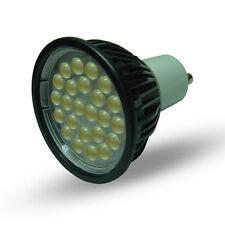 GU10 24SMD 5050 240v AC 5W 60 Degree Warm White LED Light Bulb - 0127
