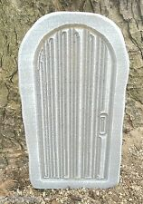 abs plastic simple concrete fairy door mold see 5500 more molds in my ebay store