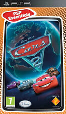 Disney Pixars Cars 2 PSP Game NEW