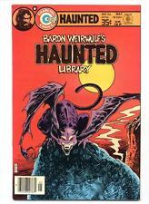 Haunted #36    Vampire Bat Cover