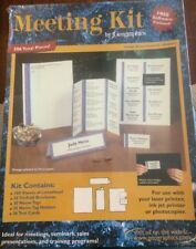 Geographics Meeting Supplies Kit. Laser, Ink Jet or Photocopier 206 Pieces / NIP