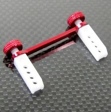 1/16 Mini Revo Delrin w/Aluminum Rear Lock Down No Body Clip Post ERV201RA Red