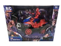 Spiderman Avengers Remote Control All Terrain Quad bike