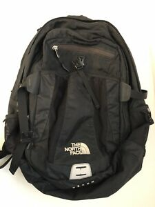 Northface A92X-A7U Size OS Recon Backpack - Black/ Black