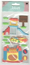 Jolee's Stickers PLAY GROUND Dimensional Scrapbooking SD35