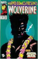Marvel Comics presents # 132 (wolverine, iron fist, Iron Man) (états-unis, 1993)