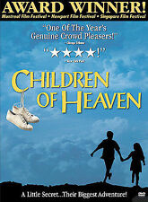 Children of Heaven (DVD, 2002, French, Widescreen) **DISC ONLY**