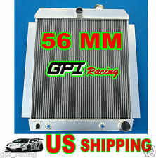 5 ROWS 1948-1954 Chevy Pickup Truck Aluminum Radiator AT MT 1949 1950 1951 1952