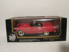 Yat Ming 1:18 Road Tough 1955 Ford Thunderbird Diecast Metal Car